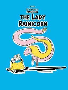 Les Aventures de Tintin - Album Imaginaire - The Lady Rainicorn
