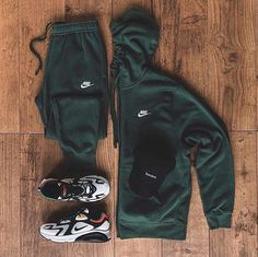 Outfit for tonight 😸 * * * Dope Outfits For Guys, Swag Outfits For Girls, Stylish Mens Outfits, Nike Outfits, Cool Outfits, Casual Outfits, Men Casual, Hype Clothing, Mens Clothing Styles