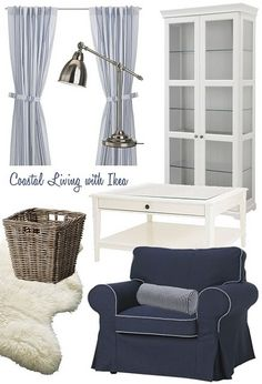 IKEA  coastal inspiration