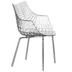 Meridiana eetkamerstoel - Driade - Christophe Pillet. Bij Flinders vind je prachtige Design Meubels, Moderne Verlichting en de leukste Woonaccessoires.