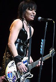Joan Jett and the Blackhearts/ Loved it growing up, and still do!!!