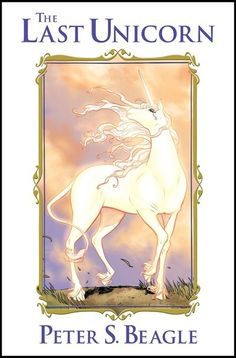 The Last Unicorn: Incredible story! The illustrations are fantastic! Every bit as beautiful and heartbreaking as I remembered...