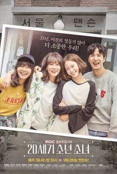 Century Boy and Girl 2017 (Korean Drama) / Genres: Comedy, Romance / Episodes: 32 Han Ye Seul, Girl Drama, Mbc Drama, Ha Ji Won, Jung Woo Sung, Lee Sung, Sang Jin, Ryu Hyun Kyung, Live Action