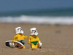 Vacaciones Lego star wars