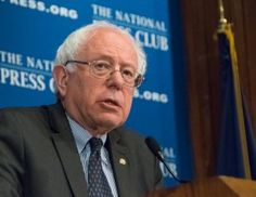 Bernie Sanders Slams Clinton for Having Supported Slashing of America's Safety Net | Ouch! I didn't know that, or forgot it.