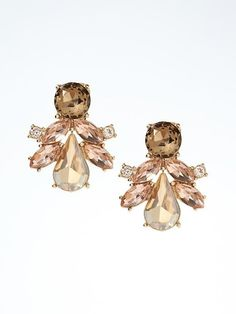 Brilliant Gems Stud Earring