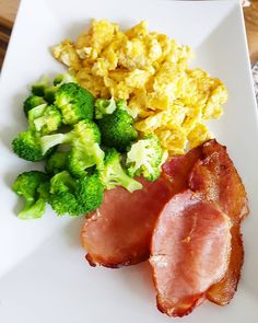 Breakfast was buttery eggs  bacon and Brocolli.. Yummmm  #lchf #lowcabhighfat #ketodiet #keto #bestoftheday #sweet #eatright #weightlossinspiration #weightloss #foodstagram #foodporn #instapic #instafood #foodofinstagram #foodoftheday #picoftheday #foodie #bestoftheday #lovefood #eat #eatclean #inspiration by xcitedailymeals