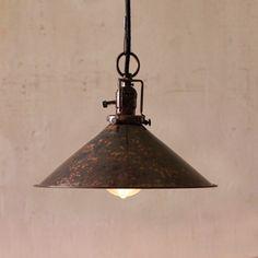 Steel Pendant Lamp | dotandbo.com