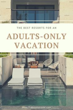Choosing an all-inclusive resort for your adults-only beach vacation can be overwhelming. How do you know which one will be ideal for your vacation needs? There is a different all-inclusive, adults-only resort for your honeymoon verse your bachelorette party verse your girls getaway. Here are five resorts ideal for every type of adults-only vacation. Which one will you pick? | The Keys to Travel Caribbean Vacations, Dream Vacations, Vacation Spots, Beach Vacations, Vacation Ideas, Best Resorts, All Inclusive Resorts, Couples Resorts, Girls Getaway