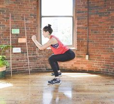 12-Minute Bodyweight Tabata Workout Series: Full Body