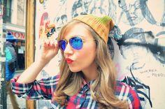 CHIC LOOK: GRUNGE STYLE & SORTEO SAN VALENTÍN – GANA UNAS GAFAS DE SOL VISIÓN LAB | Fashion Bloggers And Style