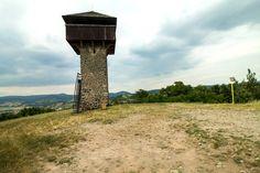 Strážna veža Vartovka European Countries, Central Europe, Bratislava, Czech Republic, Hungary, Austria, Poland, Landscape, Scenery