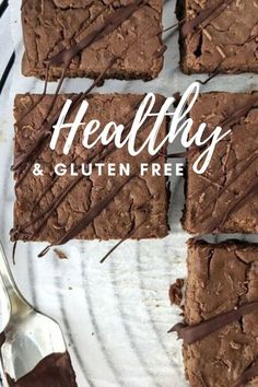 Easy healthy gluten free brownie recipe. packed with protein this low fat healthy brownie recipe is the best. Quick homemade low fat brownie recipe. #foodtalkdaily