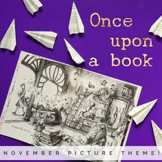 📢November Picture Book theme announcement!!! 📢 📖✨Once upon a book ✨📖 . 📚 In November's Picture Book Crate imagination takes over the story! The main characters travel on a very magical journey through classic literature. Every page features beautiful illustrations and an adventure that will inspire your little readers to begin the lifelong journey of reading! Once upon a book... . 📚 We are so excited to include an interactive game designed by @sweetsequels plus 3 other engaging items