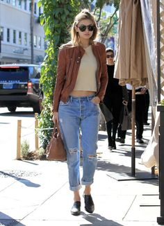 Copia el look de Gigi Hadid