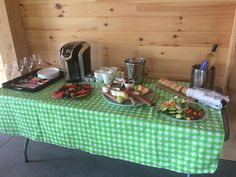 A simple summer spread is a perfect treat to enjoy at the Boathouse! Charcuterie Picnic, Memories With Friends, Coffee Wine, Boathouse, Relax, Table Decorations, Fruit, Vegetables, Simple