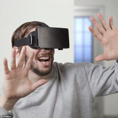 The Immerse virtual reality headset (pictured) is available from Prezzybox for £29.95 ($45). It works with any Android and iOS phone that can run virtual reality apps from the respective stores, and will play any 3D movie