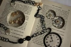 Keeping time with your books...