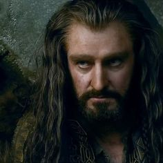 Thorin Is So Handsome. The Hobbit: The Battle Of The Five Armies.