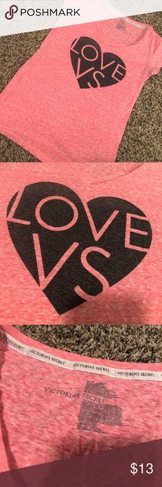 VICTORIA'S SECRET T-shirt VICTORIA'S SECRET T-shirt  size medium Victoria's Secret Tops Tees - Short Sleeve