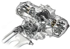 Proven design. Solid engineering. Wanted desperately!!! Bmw's R1200 GS boxer engine. Yes, please......
