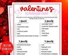 Thanksgiving Day Football, Thanksgiving Facts, Valentines Day Party, Love Valentines, Valentine Games, Family Valentines Day, Valentine Special, Valentine Ideas, Valentine Crafts