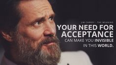 The Meaning - Jim Carrey -   WATCH VIDEO HERE -> http://bestdepression.solutions/the-meaning-jim-carrey/      *** top 10 ways to deal with depression ***   Link to a full speech – This month, on inspiring views, Jim Carrey was the focus. After overcoming depression and other fights in his life, we found his journey and his story the most inspiring. The music: Jonsi & Alex – Indian...