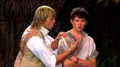 :D Storm - 'Look At Me' Damian McGinty and Keith Harkin from Celtic Thunder