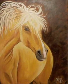 I beleive Huile sur toile Les Oeuvres, Horses, Animals, Oil On Canvas, Animales, Animaux, Animal, Animais, Horse