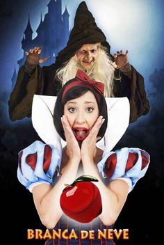 A Branca de neve e os 7 anões no Teatro Adamastor centro