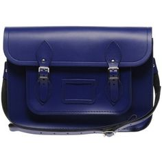 Cambridge Satchel Company Exclusive To Asos Leather Plum Satchel - I need to own this. It's perfect.