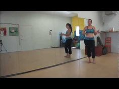 Zill Phrasing Drill for Belly Dance