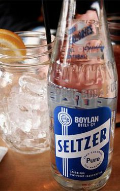 Jane Says: There's Nothing Unhealthy About Sparkling Water