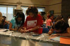 Spring Break Fine Art Camp Allen, TX #Kids #Events