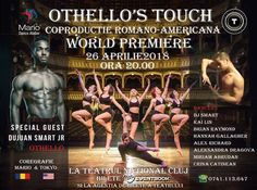 Othello's Touch, spectacol de dans în premieră la Cluj Othello, Special Guest, Tokyo, Movie Posters, Horsehair, Tokyo Japan, Film Poster, Popcorn Posters
