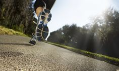 Running after injury