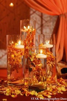 46 Inspirational Fall Autumn Wedding Centerpieces Ideas And Creative