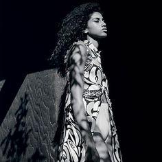 VISUELLE MAGAZINE: Imaan Hammam by Zoe Ghertner for I-D Winter 2014 http://www.fashion.net/today/