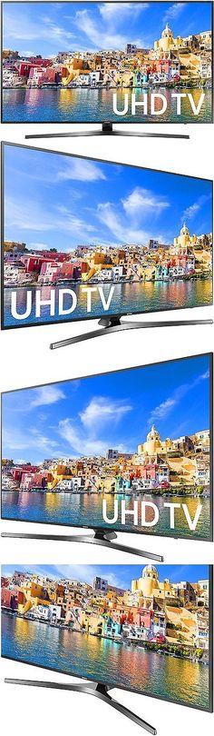 Televisions: Samsung Un43ku7000 43 Black Led Uhd 4K 120Hz Smart Hdtv - Un43ku7000fxza -> BUY IT NOW ONLY: $684.92 on eBay!