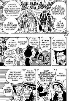 One Piece 817 - Page 10 - Manga Stream