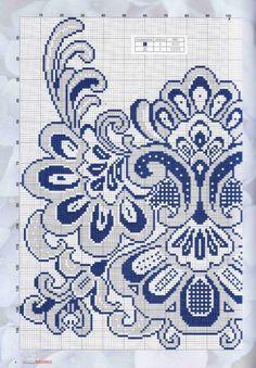 Cross Stitch Borders, Cross Stitch Flowers, Cross Stitch Designs, Cross Stitching, Cross Stitch Embroidery, Cross Stitch Patterns, Sewing Art, Filet Crochet, Quilt Blocks