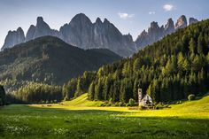 Summer in the Dolomites   Flickr - Photo Sharing!