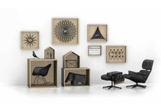 Vitra - Black Collection