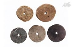 [Prehistory-Neolithic Age] Garakbakwi (spindle whorls)