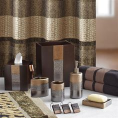 Portland Bath Collection Croscill Bathdecor Decor Bathroom Bathroomaccessories