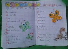Alfabeto di primavera