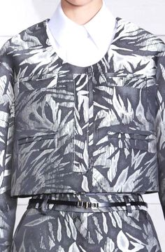 patternprints journal: PRINTS AND PATTERNS FROM PRE-SUMMER 2014 FASHION COLLECTIONS / Jason Wu