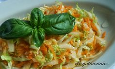eli gotowanie     : Surówka z marchwi,jablka i kapusty