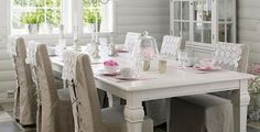 Dining room - Table and chairs