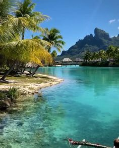 Travel Photography Discover Paradise found Paddling through the crystal clear waters of Bora Bora French Polynesia Beautiful Places To Travel, Beautiful Beaches, Wonderful Places, Romantic Travel, Vacation Destinations, Dream Vacations, Four Seasons Bora Bora, Paradise Found, Photos Voyages
